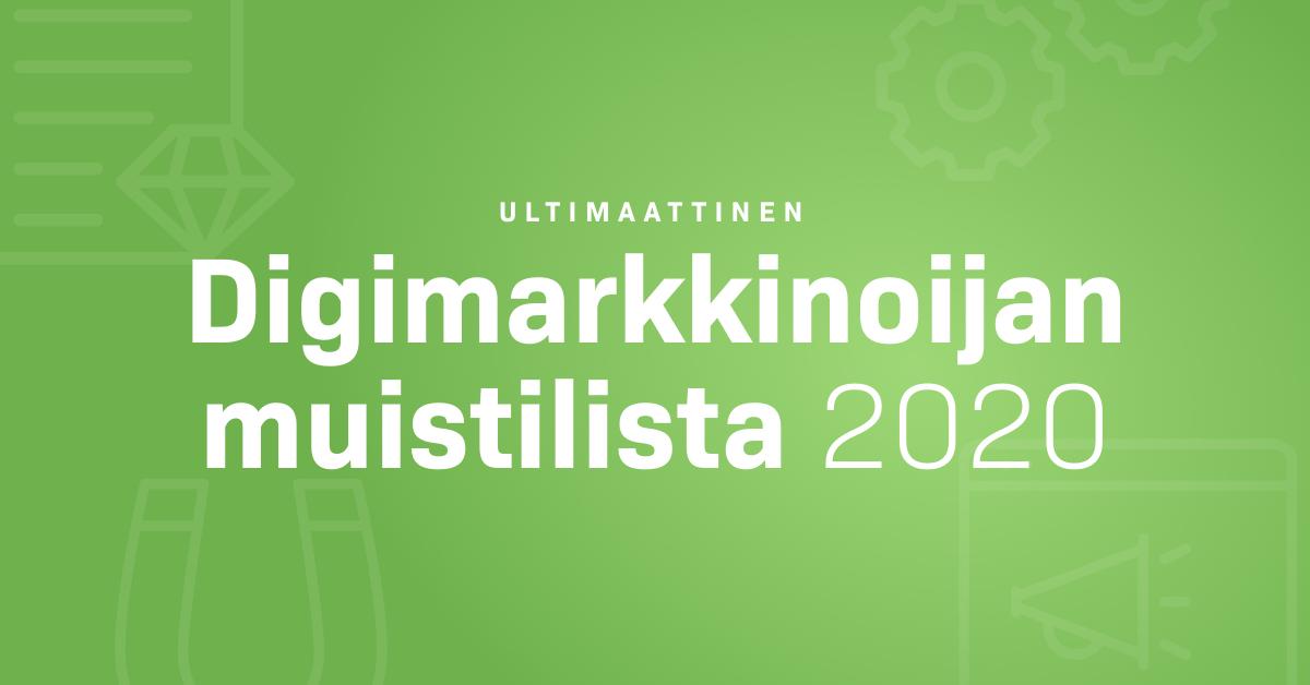 Suomalaiset Verkkokaupat Lista