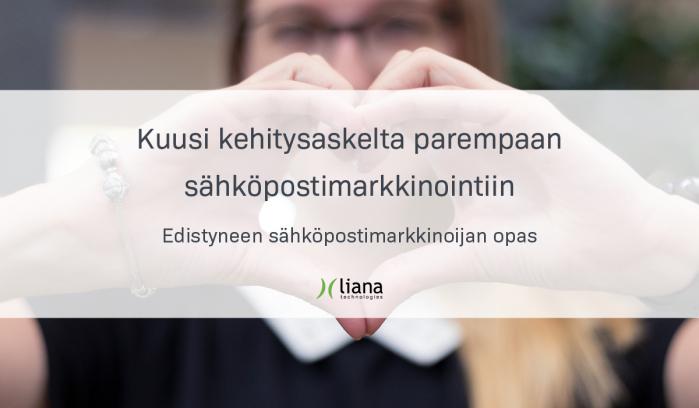 sähköpostimarkkinointistrategia liana technologies